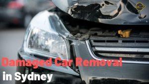 Damage car removal