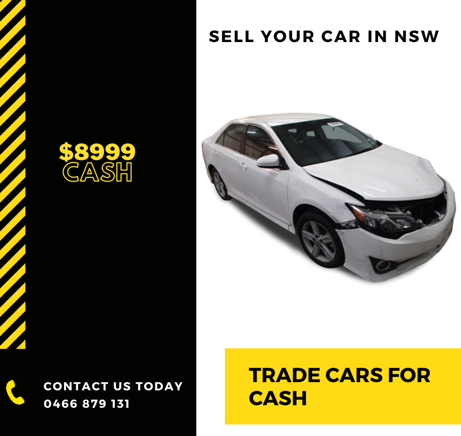 sell a car in nsw