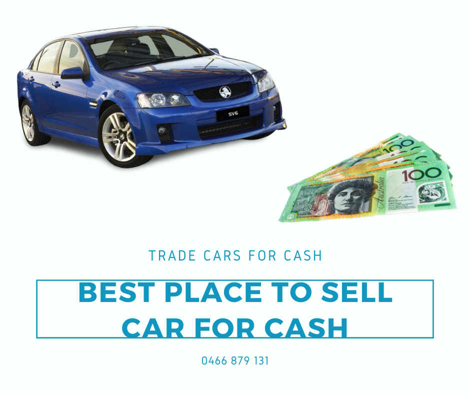 best place to sell car