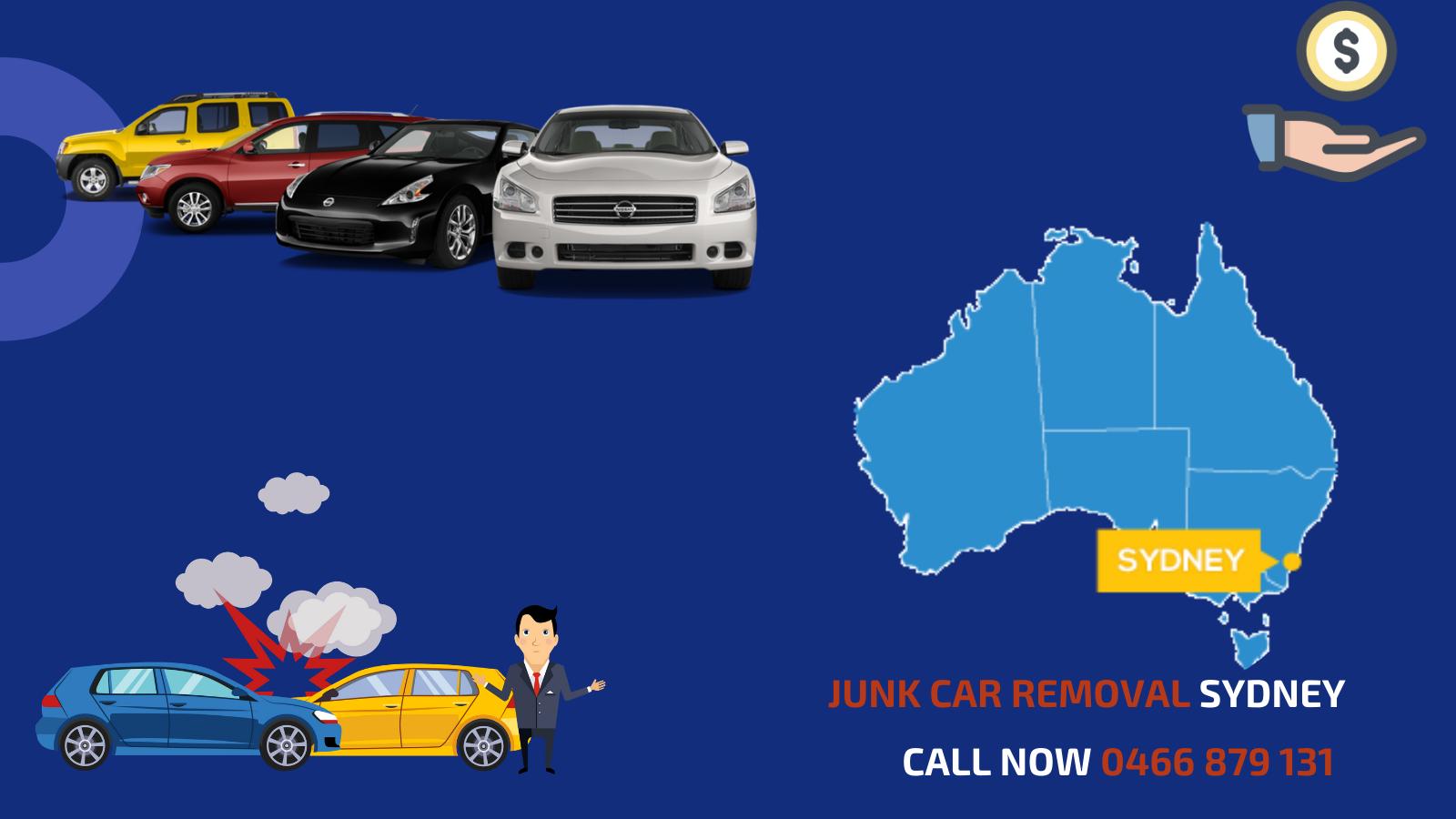 junk car removal sydney