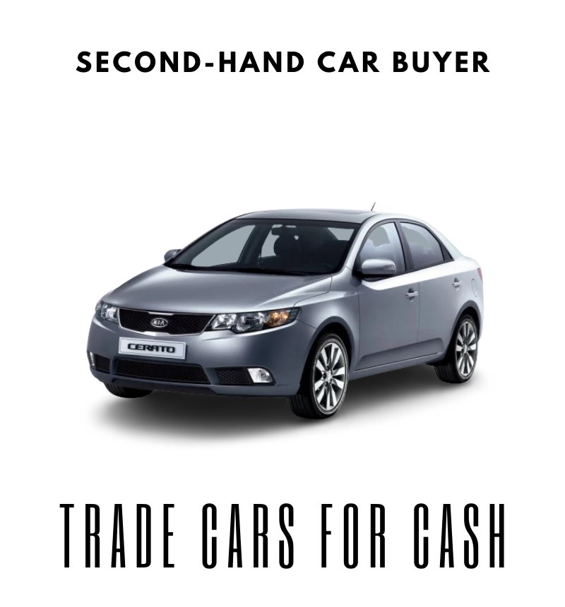 cash for second-hand cars