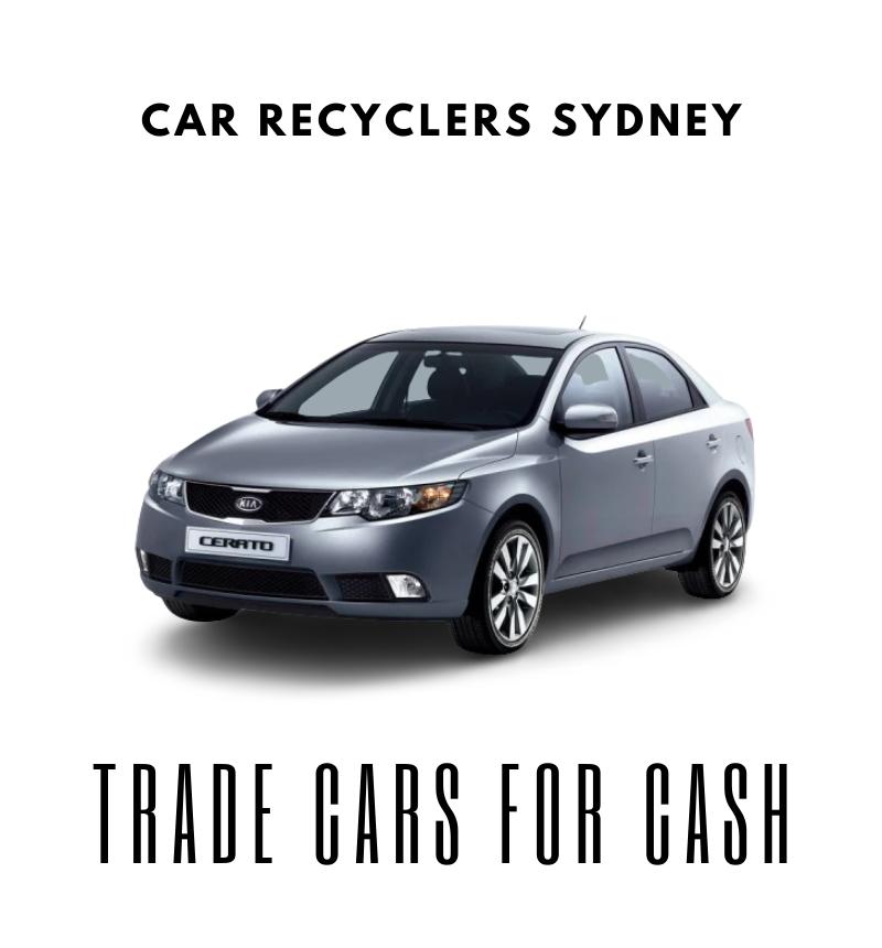 car recycler in sydney